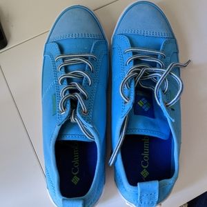 Columbia GOODLIFE lace up sneaker NWOT